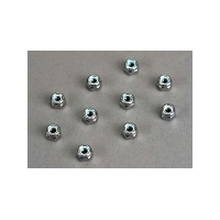 TRAXXAS Locking Nut-4Mm Nylon - 38-1747