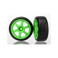 TRAXXAS Tyres And Wheels Assembled