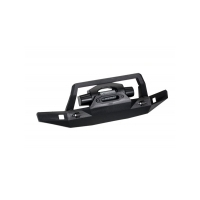 TRAXXAS BUMPER, FRONT, 178MM WIDE, WINCH - 38-8124