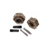 TRAXXAS Wheel Hubs, 12Mm Hex (2)/ Stub Axle Pins (2) (Steel) Fits Trx-4