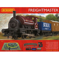 HORNBY FREIGHT MASTER TRAIN SET - 42-R1223