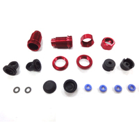 Gti Os 43D226Re Shock Body <Red> - 43D226Re