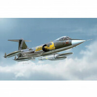 "Italeri Plastic Model Kit F-104 G ""Starfighter"" 1:72 - 51-1296S"