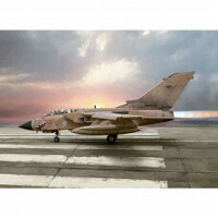 "Italeri Plastic Model Kit Tornado Gr.1 ""Gulf War"" 1:72 - 51-1384S"