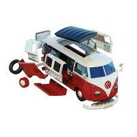 Airfix Plastic Model Kit QUICKBUILDVW CAMPER VAN - NEW TOOLING