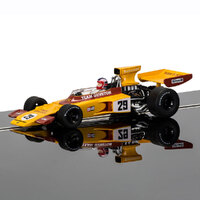 SCALEXTRIC Lotus 72 Gunston 1974, Ian Scheckter Legend - Limited Edition - 57-C3833A
