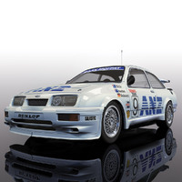 SCALEXTRICTRIC Ford Sierra Rs500 Anz Sierra Bathurst 1988 - 57-C3910