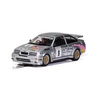 SCALEXTRIC FORD SIERRA RS500 - GRAHAM GOODE RACING - 57-C4146