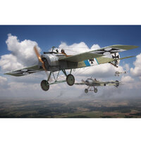 Airfix Plastic Model Kit Fokker E.Iii Eindecker, 1:72 - 58-01087