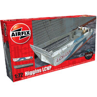 Airfix Plastic Model Kit Higgins Lcvp 1:72 - 58-02340