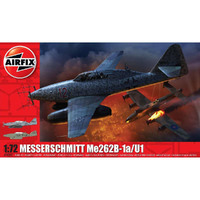 Airfix Plastic Model Kit Messerschmitt Me262-B1A 1:72 - 58-04062