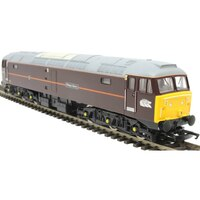 Hornby EWoodland Scenics, Class 47/7, Co-Co, 47799 'Prince Henry' - Era 9 - 69-R3758