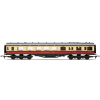 Hornby Br, Period Ii 68' Dining/Restaurant Car, M236M - Era 4 - 69-R4188D