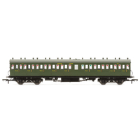Hornby Sr, 58' Maunsell Rebuilt (Ex-Lswr 48'), Nine Compartment Third, 364 - Era 3 - 69-R4720A