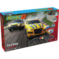 SCALEXTRICTRIC43 SCALEXTRIC43 FLYING LEAP SLOT CAR SET - 71-F1002