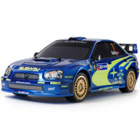 TAMIYA IMPREZA MEXICO '04 (TT-01E) 4wd R/C Touring Car Kit- 76-T47372
