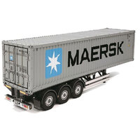 TAMIYA 40Ft Container Semi-Trailer - 79-T56326
