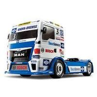 TAMIYA Team Hahn Man Tgs 1/14th Scale Onroad R/C Car Kit - Tt-01E - 79-T58632