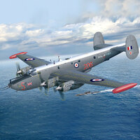 Revell Plastic Model Kit Avro Shackleton Mr.3 - 95-03873