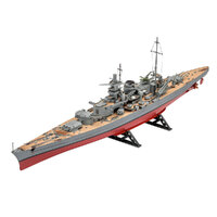 Revell Plastic Model Kit Scharnhorst - 95-05037