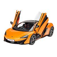Mclaren 570S 1:24 Scale Plastic Model Kit - 95-07051
