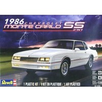 REVELL 1986 MONTE CARLO SS 2'N1 1:25 - 95-14496