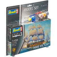 Revell Plastic Model Kit Hms Victory 1:450 - 95-65819