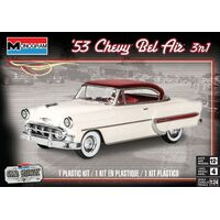 Revell Plastic Model Kit 1953 Chevy Bel Air 3N1 1:24 - 95-85-4431