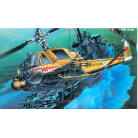 Academy 12112 1/35 UH-1C HUEY FROG Plastic Model Kit - ACA-12112