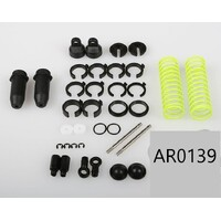 Thunder Tiger Front Shock Set - Ar0139