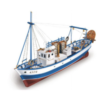 Artesania 20100 1/35 Mare Nostrum Wooden Ship Model - ART-20100