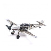 Artesania 20356 1/16 Messerschmitt Bf109 Metal Model - ART-20356