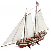 Artesania 22110 1/50 Swift Wooden Ship Model - ART-22110