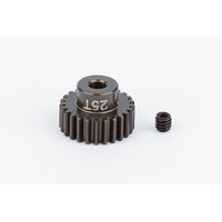 Team Associated Ft Aluminum Pinion Gear, 25T 48P - Ass1343