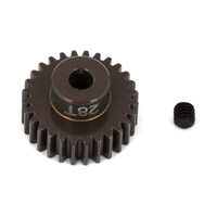 Team Associated Ft Aluminum Pinion Gear, 28T 48P - Ass1346