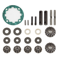 Rival MT10 Front or Rear Differential Rebuild Kit