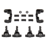 Team Associated B6.1 Caster And Steering Blocks - Ass91776