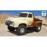 Axial SCX10 II 1955 Ford F-100 1/10 Crawler, RTR, Brown - AXI03001T1