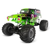 Axial SMT10 Grave Digger 4wd Monster Truck, 1/10 RTR - AXI03019