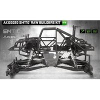 Axial SMT10 Scale Monster Truck Raw Builders Kit - AXI03020