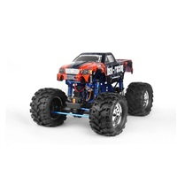 1-10TH WATERPROOF ROCK CRAWLER MONSTER TRUCK 4WHEEL STEER - RTR - BS704T