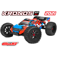 TEAM CORALLY  Team Corally - 2021 version  KRONOS XP 6S - 1/8 Monster Truck LWB - RTR - Brushless Power 6S - No Battery - No Charger
