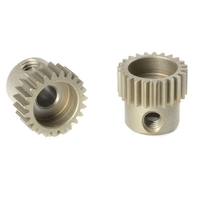 Team Corally 71323 64 DP Pinion – Short – Hardened Steel – 23 Teeth - ø3.17mm - COR-71323