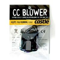 Castle Creations Blower, 15 Series, Shroud And Ties Included, CC-BLOWER15 - CSE011000400