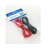 Dualsky red and black 10G silicon wire (1 metre each) - DSAWG10