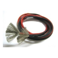 Dualsky red and black 12G silicon wire (1 metre each) - DSAWG12