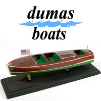 Dumas 1703 Chris-Craft Triple.Cockpit Barrel Back 27 Inch Kit - Duma1703