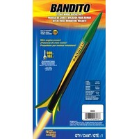 Estes 803 Bandito Rocket E2X (13mm Mini Engine) - EST-0803