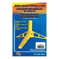 Estes 2290 Mini Engine Model Rocket Display Stand (3 pk) - EST-2290
