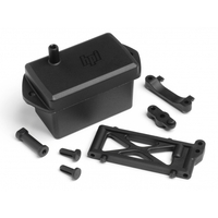 HPI 100324 Receiver Box/Upper Deck Parts Set - HPI-100324